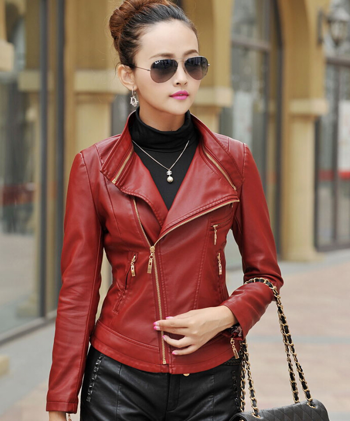 Aliexpress.com : Buy women Vintage Notched Lapel Punk Rivets