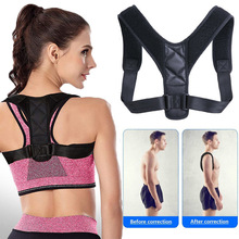 Medical Clavicle Posture Corrector Adult Children Back Support Belt Corset Orthopedic Brace Shoulder Correct Braces Supports children learning chair which can correct posture and lift freely