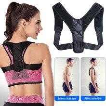 Medical Clavicle Posture Corrector Adult Children Back Support Belt Corset Orthopedic Brace Shoulder Correct Braces Supports все цены