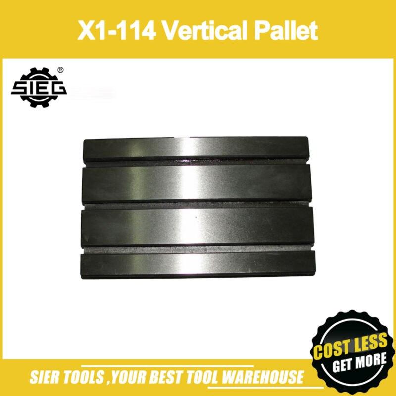 X1-114 Vertical Pallet/SIEG X1/SX1 Metal layer board/240x145mm support plate/SIEG accessoryX1-114 Vertical Pallet/SIEG X1/SX1 Metal layer board/240x145mm support plate/SIEG accessory