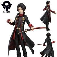 Game Touken Ranbu Online Kashu Kiyomitsu Figurines Japanese Anime Nedoroid 1 8 Pvc Action Figures Toy
