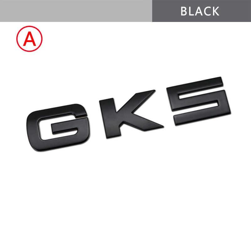 אוטומטי מדבקה להונדה GK5 Fit ג 'אז סיוויק עיר אודיסיאה CRV ירקן אקורד פולני מתכת אחורי סמל תג DIY מדבקות אביזרי רכב