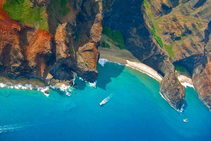 Diy Frame 2 Pcs Choose Kauai Hawaii Landscapes Nature
