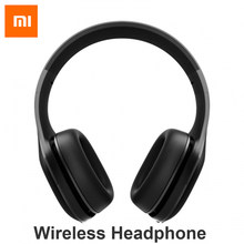 Original Xiaomi Bluetooth Headset Wireless Headphones APT - X Music Player support Volume Control Freeshipping(China)