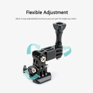 Image 3 - Vamson for GoPro Accessories Chest Body Harness Belt Strap Mount Adjustable For Gopro Hero 5 4 7 6  for SJCAM for Xiaomi VP203A