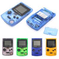 """Lecteur de jeu Portable couleur GB Boy 2.7 """"Consoles de Console de jeu classiques portables avec plateau de jeu intégré rétroéclairé 66"""