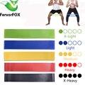Резиновая лента  фитнес-резинка для йоги  пилатеса  занятий в спортзале  0.35 мм-1.1 мм