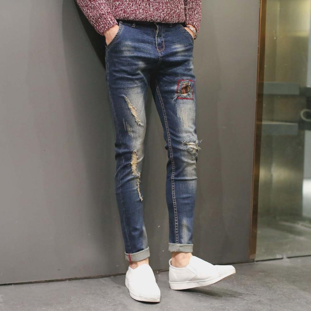 a53ff5a33 jeans para hombre delgano