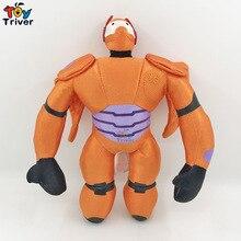 22cm Plush Robot Toy Beast Corp Baymax Transform Iron Man Big Hero Boy Kids Birthday Gift Stuffed Doll Triver цена и фото