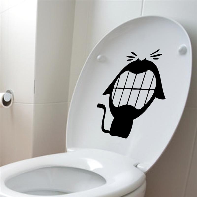 Смешные рисунки на туалет