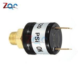 Image 4 - Выключатель давления, регулирующий клапан воздушного компрессора, сверхмощный, 90 PSI  120 PSI