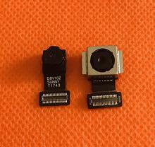 Oryginalny przedni aparat fotograficzny 16 0MP + 8 0MP moduł do DOOGEE BL12000 MTK6750T Octa Core 6 0 #8221 FHD + 18 9 darmowa wysyłka tanie tanio