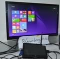 "PIPO X8 Windows 10 и Android 4.4 Двойной Загрузки ОС Intel Z3736F Quad Core Мини-ПК 7 ""Tablet HDMI 2 Г/32 Г HDMI Кабель подарок"