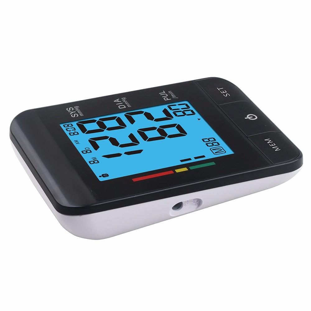 Health Care Automatic Wrist Blood Pressure Monitor Digital LCD Wrist Cuff Blood Pressure Meter Esfingomanometro Tonometer (5)