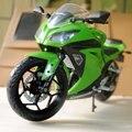 JOCITY Мотоцикл Kawasaki Ninja 250 Литья Под Давлением Металл Мотоциклов Модель Игрушки 1/12 Масштаб Игрушки Новый В Коробке Для Сбора/Подарок/рождество