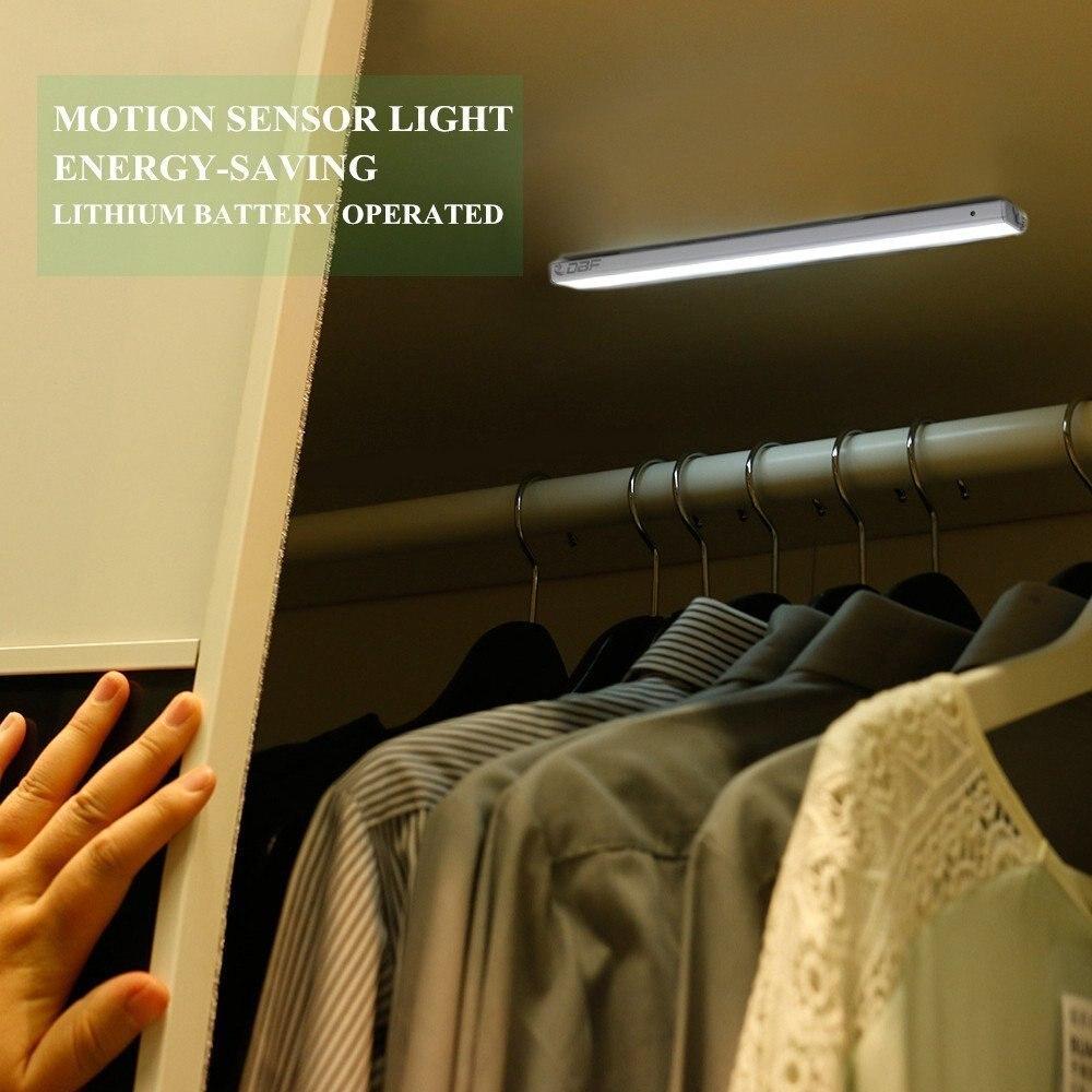 Luz recarregável 56 do armário do diodo