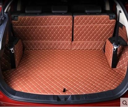 Good Mats Special Trunk Mats For Mitsubishi Outlander 5 Seats 2018