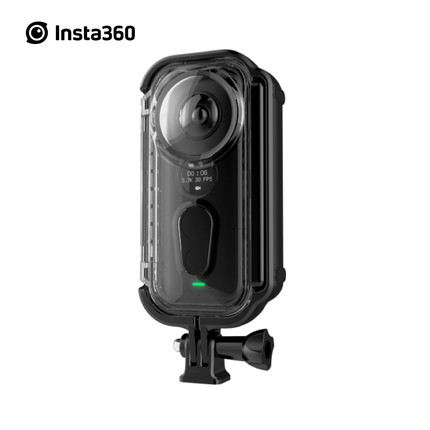 Insta360 Venture Case for Insta 360 ONE X Waterproof Case or Dive Case Diving 30M Depth action Camera AccessoriesInsta360 Venture Case for Insta 360 ONE X Waterproof Case or Dive Case Diving 30M Depth action Camera Accessories