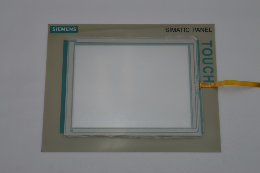 Touch screen + Protect flim overlay for 6AV6642-8BA10-0AA0 TP177B, FREE SHIPPING touch screen panel protect flim overlay 6av6 640 0da01 0ax0 for tp177a free shipping