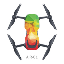 HOBBYINRC Stickers Recycle PVC Lightweight Sticker Decal Skin Cover for DJI Mavic Air Drone Accessories