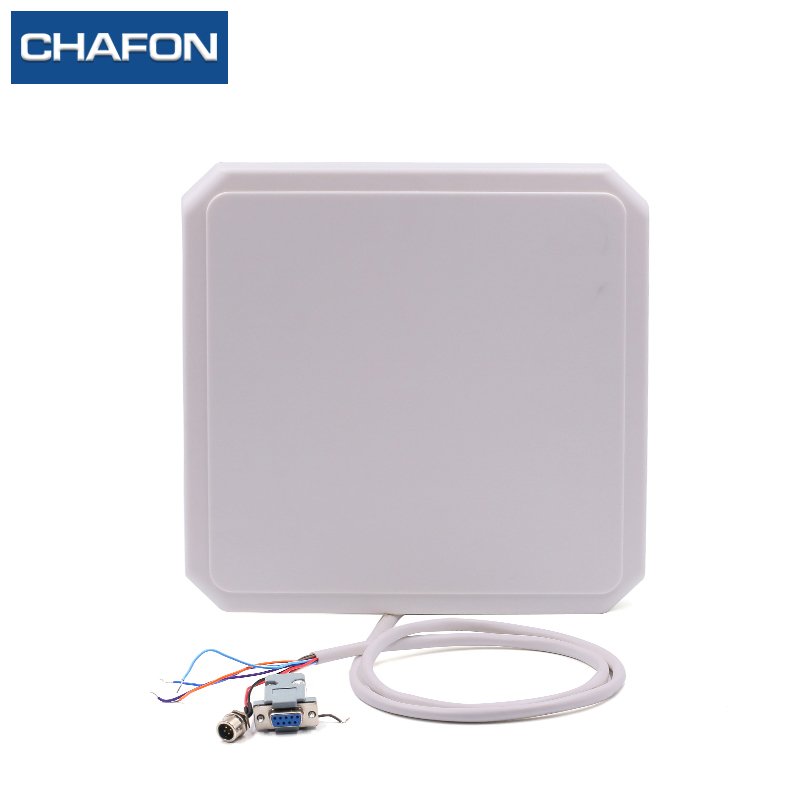CHAFON Cheap read range 10m uhf outdoor rfid reader with WG26 interface for parking and warehouse management effective warehouse management