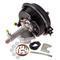 Universal VH44 7 Remote Brake Booster Fit for Ford Fairlane Falcon XP XR XT Nissan