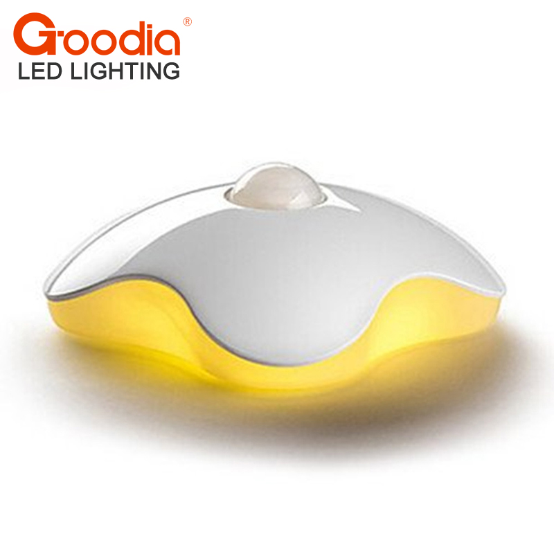 LED Human Body Motion Induction Lamp or family Emergency ...