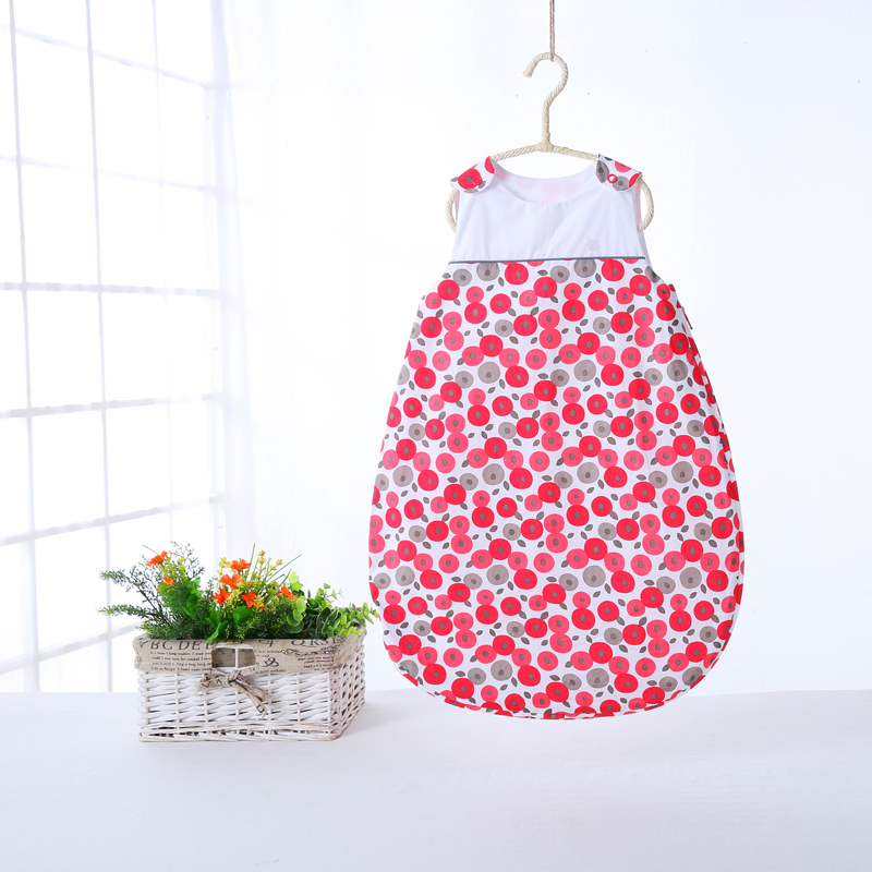 Baby Clothes Newborn Baby Sleeping Bag Infant Baby Clothes Sleeveless Romper Sleeping Bag All Seasons Sleeping Bags For 0-24M