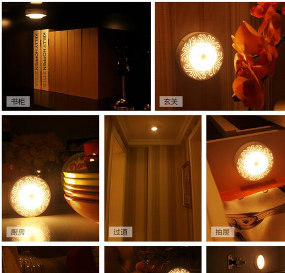 closet lighting wireless. LED Novelty Cloud Night Light Wireless Human Body Motion Sensor Battery Supply Wall Lamp Closet Corridor Stair Bathroom Lampada-in Lamps From Lights Lighting
