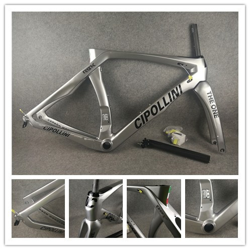 Bicycle-Frame-Set Road-Bike Carbon-Fiber T1100 RB1K Cipollini RB1000 ONE THE Shiny