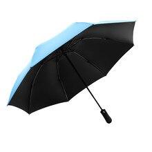 Защита от ветра, УФ излучения перевернутый зонтик обратный складной зонтик обновления 101*64 см Автоматический складной Umberella W30619