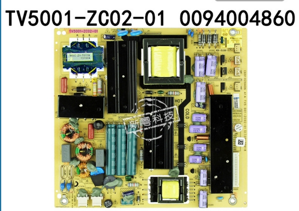 TV5001-ZC02-01  0094004860 Two Types CONNECT WITH  POWER SUPPLY Logic Board  For / LE55A910 LSC550HJ03  T-CON Connect Board