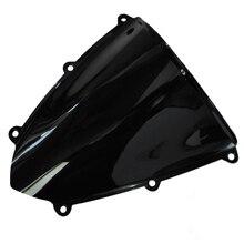 Черный/Прозрачный Цвет Мотоцикла Охватывает Мотоцикл Ветрового Лобовое Стекло Для HONDA CBR600RR 22007-2012