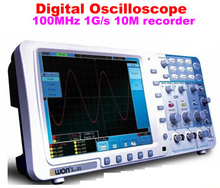 "8"" LCD10M storage LAN VGA OWEN Digital Oscilloscope SDS7102 upgraded from PDS7102T"
