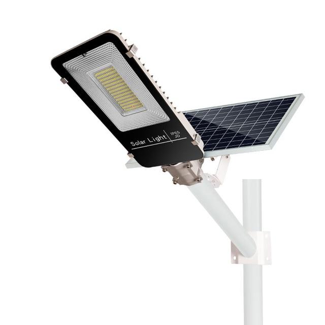 Led Solar Street light Outdoor Led Solar Light Waterproof Solar Panel Remote Control 100 W Solar Led Street Light Garden Lamp 2