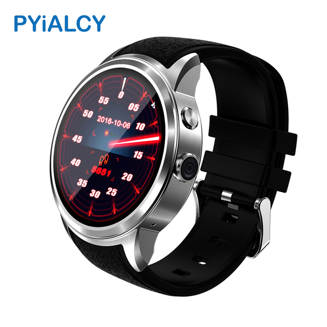X200 Смарт-часы Android 5.1 MTK6580 4 ядра 8 ГБ + 512 МБ SmartWatch Поддержка 3 г WI-FI GPS Nano SIM карты сердечного ритма Мониторы VS KW88