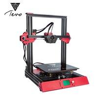 2019New Arrival Tevo Flash 3D Printer Kit 50% Prebuild Large Printing Size Machine for Multi 3D Printing Filament ABS PLA 1.75mm