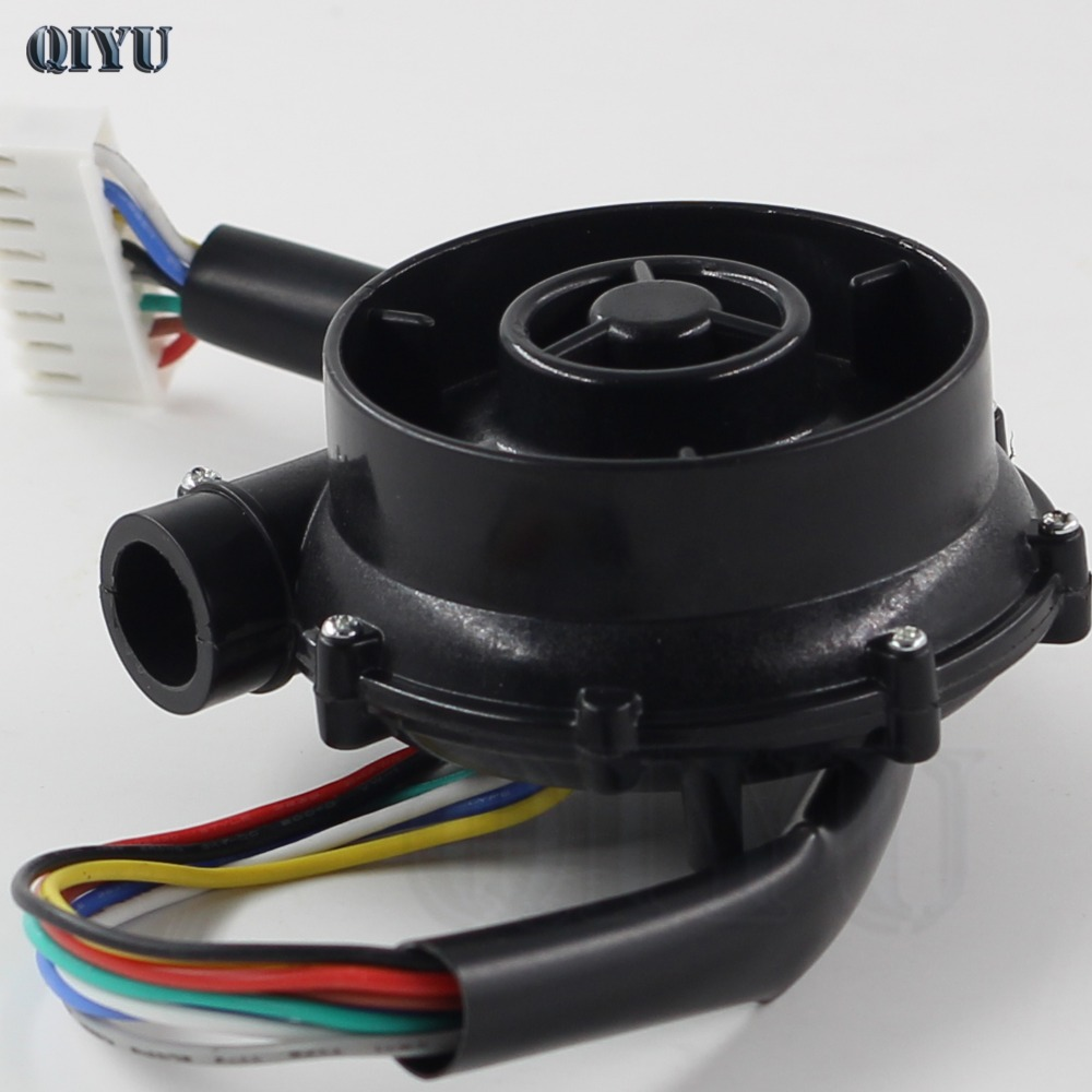 7040 DC 12V DC 24V brushless DC blower small centrifugal fan can be used for sleep