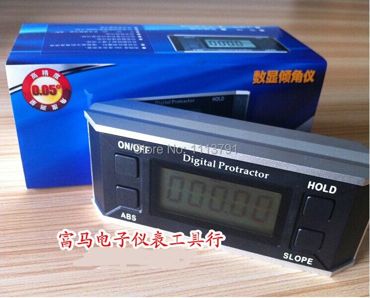 3 in1 PRO360 Haute précision électronique affichage numérique level meter, affichage numérique goniomètre, Numérique Niveau inclinomètre