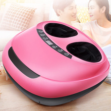цена на New Electric Air Pressure Foot Massager Foot Massage Machine For Health Care Infrared With heating and therapy Feet Masseur