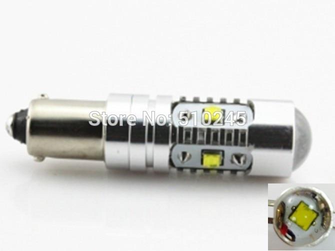10x New Genuine XBD 25W BA9S LED Width Lamp 12V 24V car wedge light bulb car signal lighting Free shipping