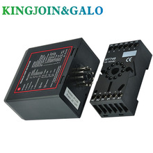 GALO одноканальный Индуктивный детектор петли транспортного средства модуль контроллера для хороший Барьер ворот открывания двигателя