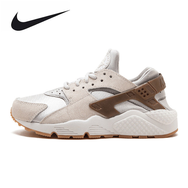 4bad6061531e ... sweden original new arrival official nike air huarache mens womens  running shoes sneakers bronze 318429 007