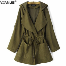 VIIANLES Army Green Bomber Jacket Spring Autumn Jacket And C