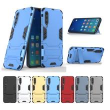 For Xiaomi Mi 9 Case Mi9 Cover Shockproof Slim Robot Armor Rubber Phone Bag Cover for Mi 8 Lite Redmi 6A 5A Note 7 5 6 Pro Case