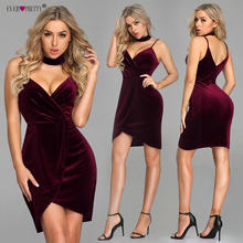 1a787c5831 Velvet Cocktail Dress Promotion-Shop for Promotional Velvet Cocktail ...
