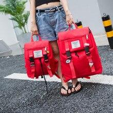 2018 Backpack Girl School Bags Zipper Kid Bag Cute Children Knapsack For Fashion Travel parent-child bags