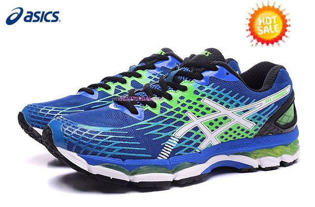 le dernier 7755a 74b6f US $50.74 6% OFF|Aliexpress.com : Buy 2019 Official ASICS GEL NIMBUS 17 Men  Sneakers Stability Running Shoes Sports Shoes Sneakers Outdoor Athletic ...