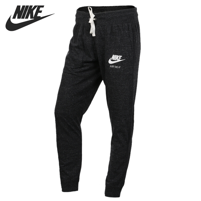 Original New Arrival 2018 NIKE AS W NSW GYM VNTG PANT Women's Pants Sportswear nike w nsw gym vtng drss ss