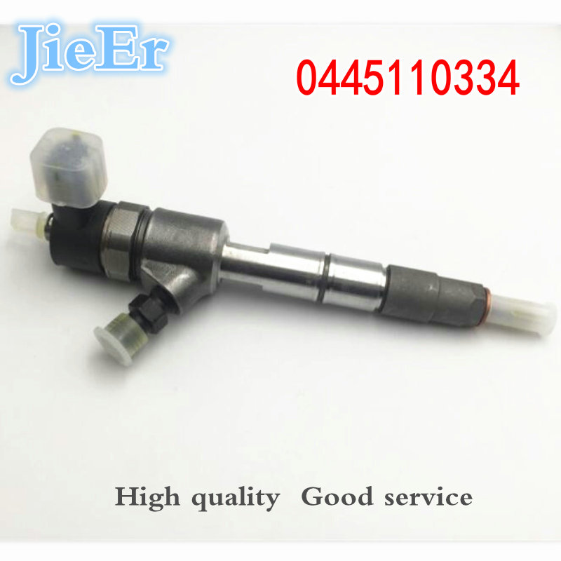 Common Rail Diesel Fuel Injector 0445 110 334 Fuel Injector Assembly 0 445 110 334 Injection Nozzle 0445110334Common Rail Diesel Fuel Injector 0445 110 334 Fuel Injector Assembly 0 445 110 334 Injection Nozzle 0445110334